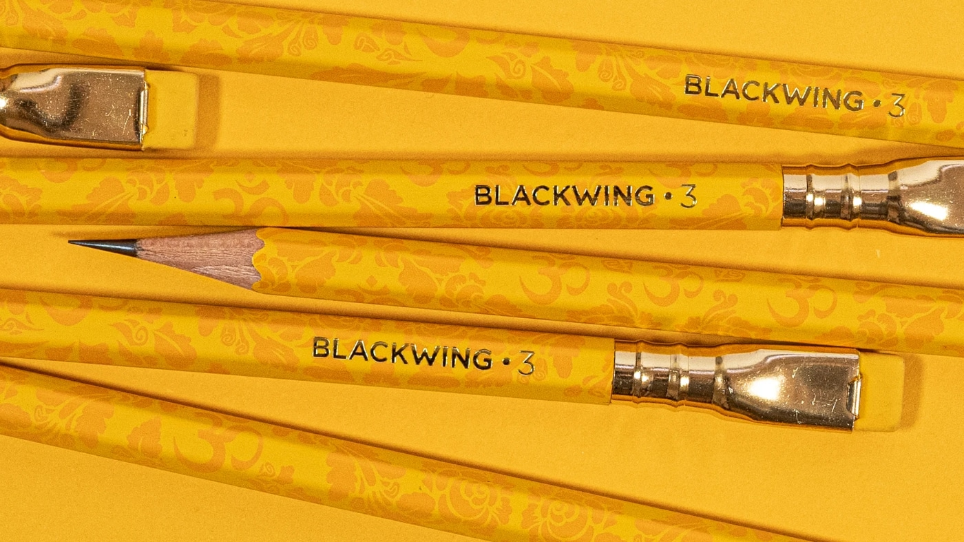 VOL 3 - BLACKWING-VOLUMES